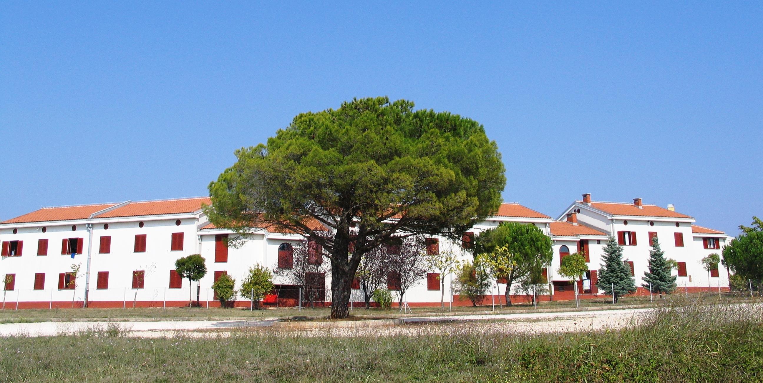 Vzgojno izobraževalni in rekreacijski center v Poreču (VIRC)