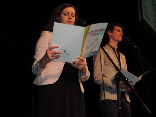 Zaključna prireditev Mladi za napredek Maribora