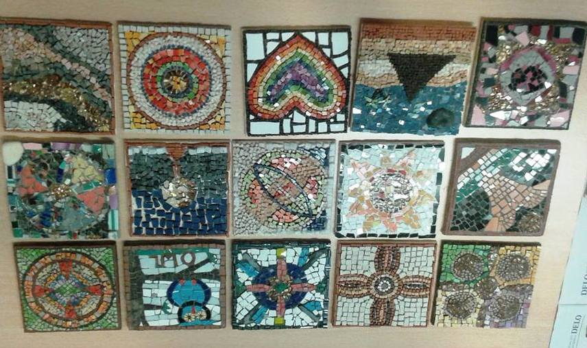 Tečaj mozaičarstva