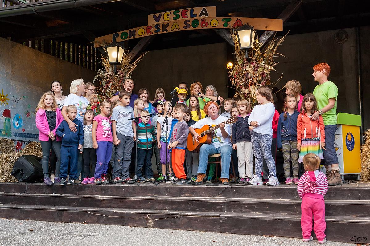 Vesela pohorska sobota 2015