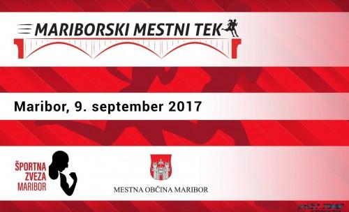 Mariborski mestni tek za Omogočimo sanje