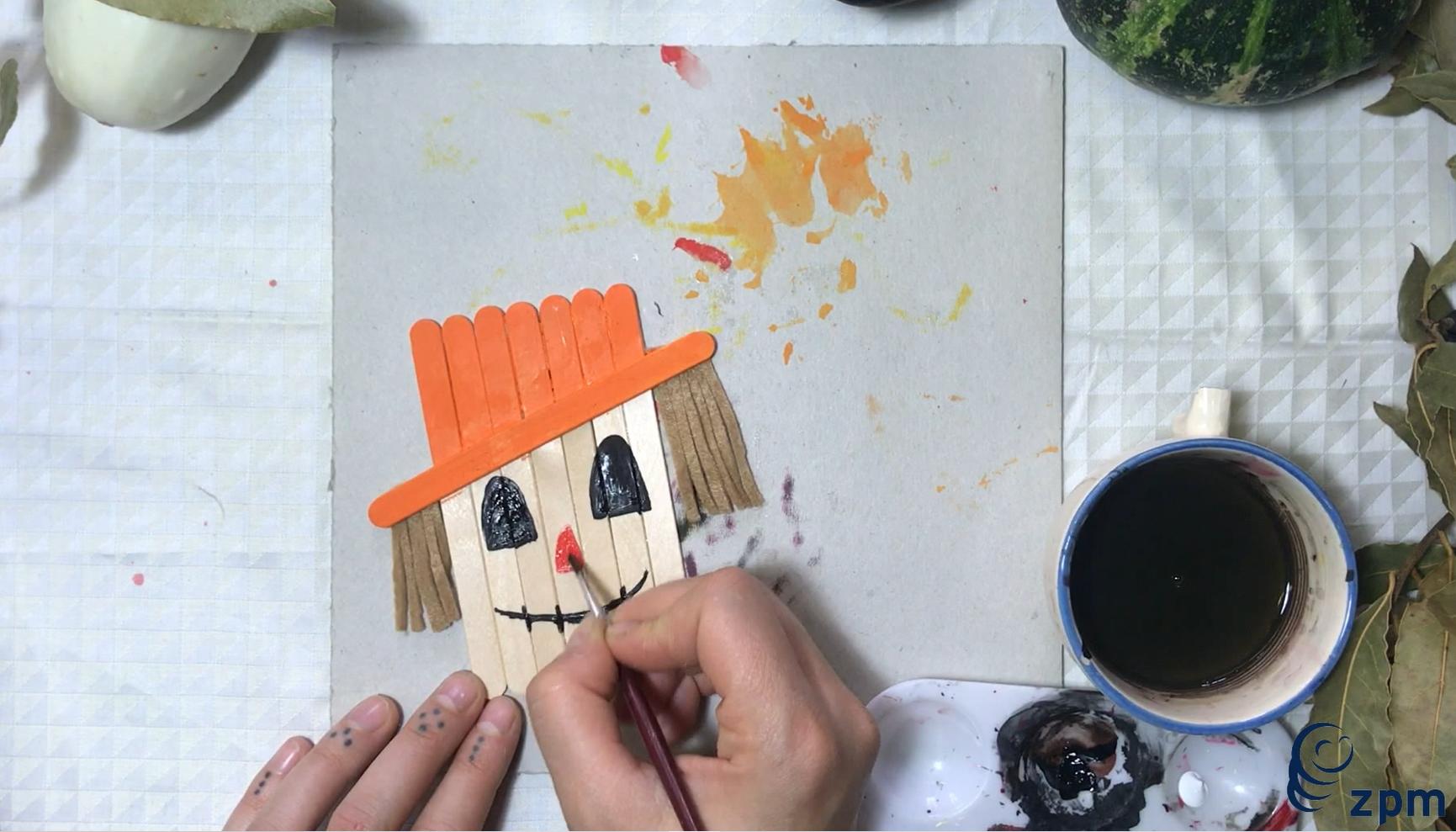 Video ustvarjalne delavnice